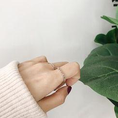 Krishya - 925纯银戒指