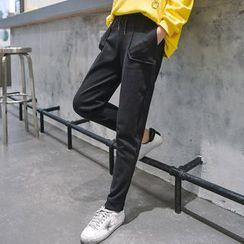 Lina - Plain Sweatpants