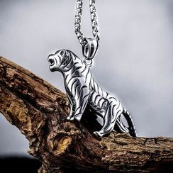 Tenri - Tiger Pendant Necklace