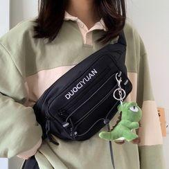 Caraket - Lettering Lightweight Sling Bag