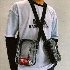 SUNMAN - Transparent Crossbody Bag