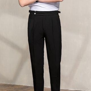 Orizzon - Crop Straight Fit Pants
