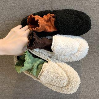 Simply Walk - Fluffy Slip-Ons