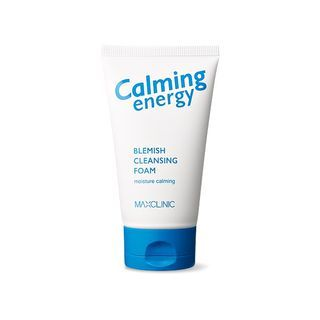 MAXCLINIC - Calming Energy Blemish Cleansing Foam