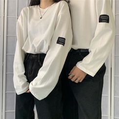 Rhames(レイムス) - Couple Matching Long-Sleeve Sweatshirt