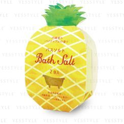 CHARLEY - Okinawa Grown Pineapple Bath Salt