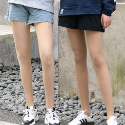 SHINSHIN - Plain Stockings
