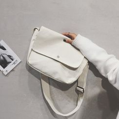 OUCHA - Canvas Shoulder Bag