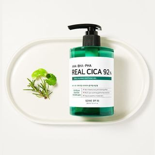 SOME BY MI - AHA, BHA, PHA Real Cica 92% Cool Calming Soothing Gel