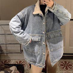 denimdayz - Washed Denim Jacket