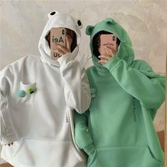 Iduna(イデュナ) - Couple Matching Frog Hoodie