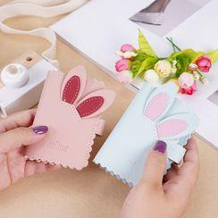 Hydrus - Rabbit Detail Short Wallet