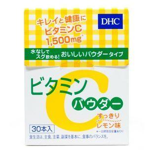 DHC Health & Supplement - Poudre de vitamine C
