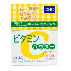 DHC Health & Supplement - Vitamin C Powder