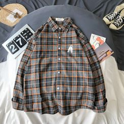 Antaeus - Plaid Shirt