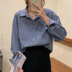 monroll - Plain Shirt