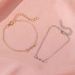 Mulyork - Rhinestone Bracelet