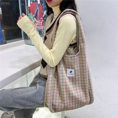 Eastin - 格纹手提袋