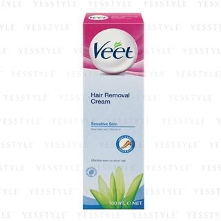 Veet Hair Removal Cream For Sensitive Skin Yesstyle
