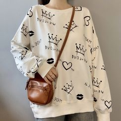 Sweetweet - All Over Print Sweatshirt