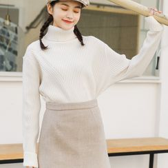 Baseris - Turtle Neck Sweater