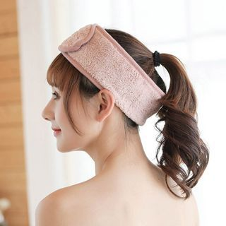 Sakura Cloud - Face Wash Headband