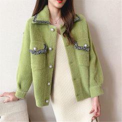 Haystar - Knit Button Coat
