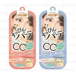 SANA - Pore Putty Pate Mineral CC Cream SPF 50+ PA++++ 30g - 3 Types