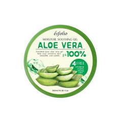esfolio - Moisture Soothing Gel Aloe Vera 100% 300ml