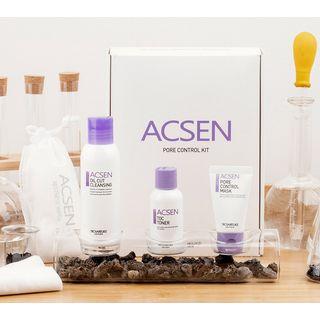 TROIAREUKE - ACSEN Pore Control Kit