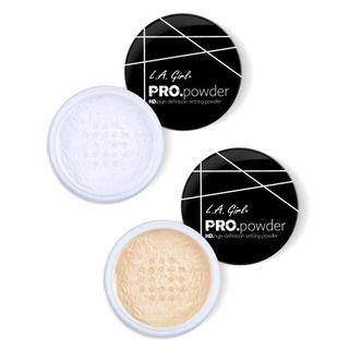 L.A. Girl Cosmetics - HD PRO Setting Powder (2 Types)