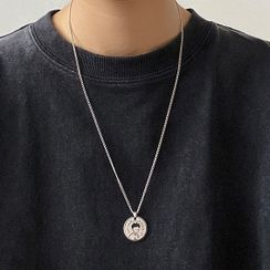 JUN.LEE - Couple Matching Necklace