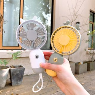 Michu - Rechargeable Portable Fan