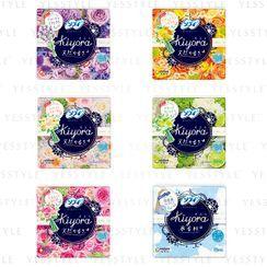 Unicharm 舒蔻 - Kiyora Sofy Liners 14cm 72 pcs - 4 Types