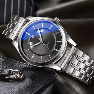 YAZOLE - Gradient Glass Bracelet Watch