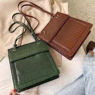 FAYLE - 鳄鱼纹手提包