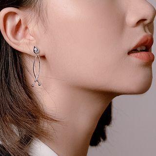 Gemma - Water Drop Earring