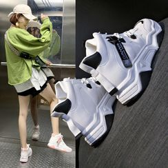 MARTUCCI - Platform Chunky Sneakers