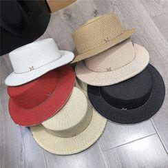 Carmilla - Straw Sun Hat