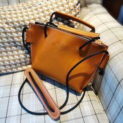 MINDODOJO - Genuine Leather Mini Shoulder bag