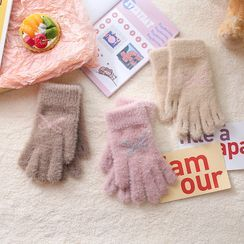 Chimi Chimi - Knit Gloves