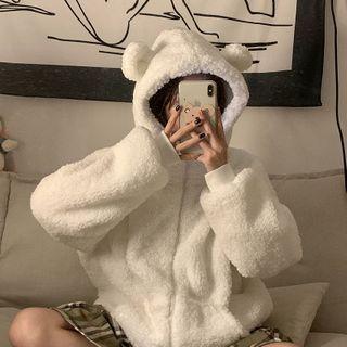 YOOKIE - Bear Ear Hoodie
