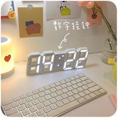 Momoi(モモイ) - Digital Alarm Clock