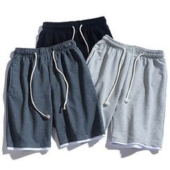 Rampo - Plain Sweatshorts