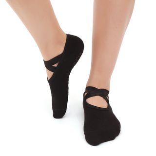 AUM - 瑜伽/芭蕾舞防滑袜子