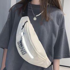 EAVALURE - Reflexive Trim Waist Bag