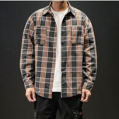 Deepwood - Plaid Shirt