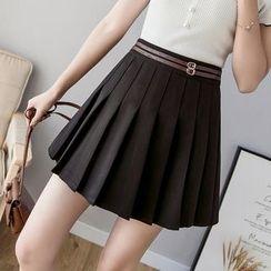 Sugar Hime - Mini Pleated Skirt