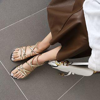 Cinnabelle - Strappy Roman Sandals