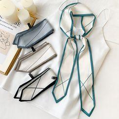 Amandier - 条纹围巾
